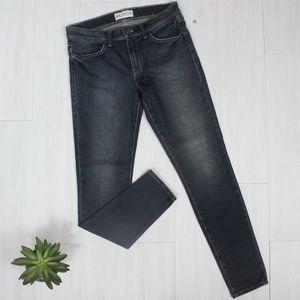 Wildfox Medium Dark Skinny Jeans NWOT